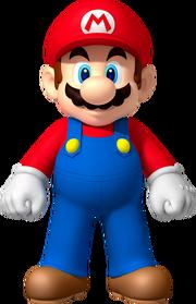 Mario NSMBW