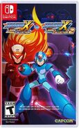 Mega Man X Legacy Collection 1 + 2 (NA)