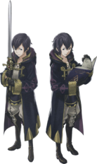 Morgan (Fire Emblem Awakening)