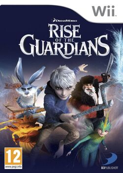 Rise of the Guardians Wii (EU)