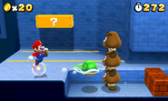 Stack a goomba