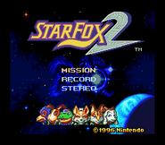 Star Fox 2 Screenshot (SNES Classic)
