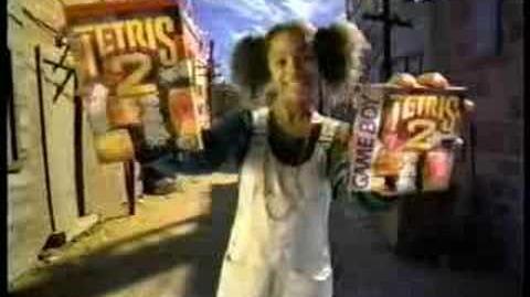 Tetris 2 commercial