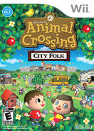 Animal Crossing City Folk (NA)