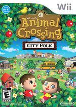 Animal Crossing City Folk (NA)