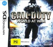 Call of Duty World At War (DS) (AU)