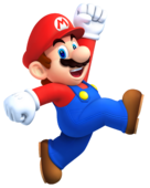 Mario (New Super Mario Bros. 2)