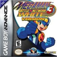 Mega Man Battle Network 3 White Version (NA)
