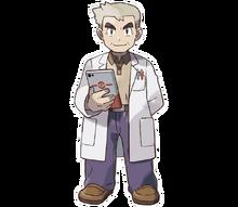 Profesor Oak - Let's Go Pikachu y Let's Go Eevee