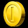 Super Mario Party - Item - Coin