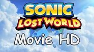 The Sonic Lost World Movie 1080p