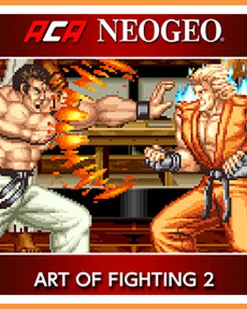 Art Of Fighting 2 Nintendo Fandom