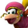 Dixie Kong portal icon