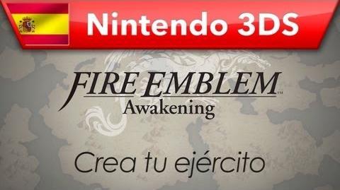 Fire Emblem Awakening - (Nintendo 3DS) - Crea tu ejército