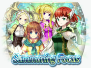 Fire Emblem Heroes - Summoning Banner - The War of Clerics Block B