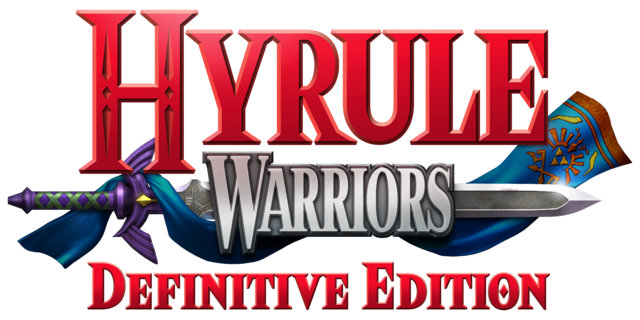 Resultado de imagem para Hyrule Warriors: Definitive Edition logo png