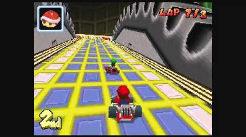 Mario Kart DS Wii U Virtual Console trailer (Europe)
