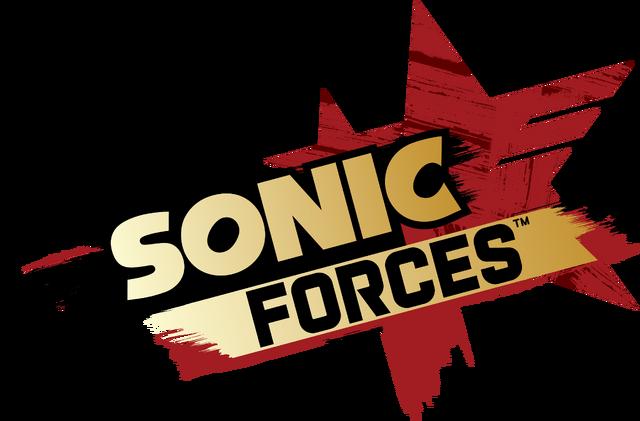 Resultado de imagem para sonic forces logo png