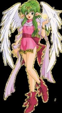 Tiki (Fire Emblem Monshou no Nazo - 3)