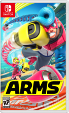 ARMS Caratula Switch-trans
