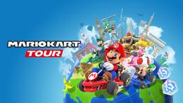 Ilustración - Mario Kart Tour