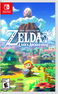 Link's Awakening Switch (NA)
