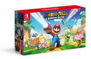 Mario + Rabbids Kingdom Battle Switch Active Boeki bundle