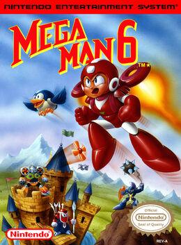 Mega Man 6 (NA)