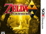 The Legend of Zelda: A Link Between Worlds