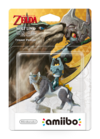 Amiibo - The Legend of Zelda - Wolf Link - Box