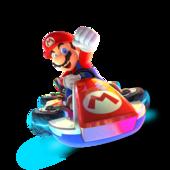 Mario Kart 8 Deluxe - Character artwork 01