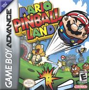 Mario Pinball Land (NA)