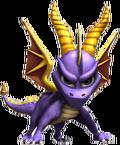 Spyro (Spyro Enter the Dragonfly)