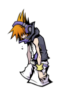 The World Ends with You Final Remix - Character Art - Neku 4