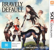 Bravely Default (AU)