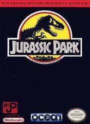 Jurassic Park (NES) (NA)