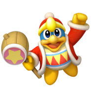 King Dedede (Kirby's Return to Dream Land)
