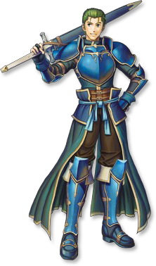 Luke (Fire Emblem Shin Monshō no Nazo ~Hikari to Kage no Eiyū~)