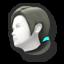 SSB3DSWU Wii Fit Trainer (F) stock