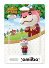 Amiibo - Animal Crossing - Lottie - Box