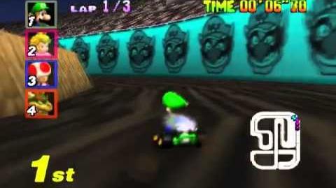 N64 Longplay Mario Kart 64