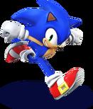 SSB4 - Sonic Artwork