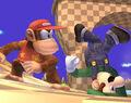 Luigi Diddy Kong funny