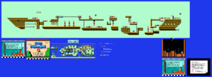 SMB3 World 4-Airship
