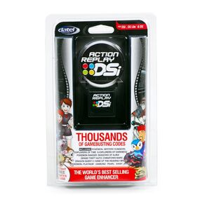 DSi Action Replay