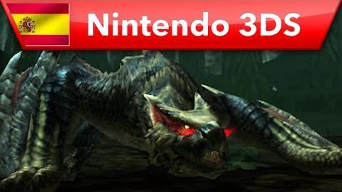 Monster Hunter Generations - Tráiler del E3 2016 (Nintendo 3DS)