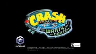 Nintendo GameCube Promo DVD (2002) - Crash Bandicoot The Wrath of Cortex - Trailer