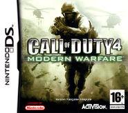 Call of Duty 4 Modern Warfare (DS) (EU)