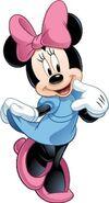 Disney Minnie Mouse 2D