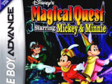 Disney's Magical Quest starring Mickey and Minnie Mouse